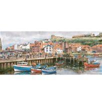 GIBSONS - Puzzle 636 pièces panoramique - Port de Whitby