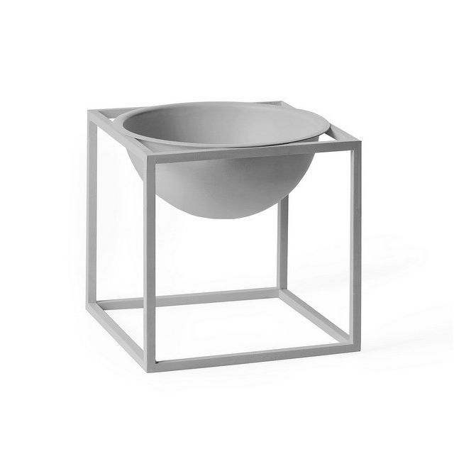By Lassen Petit bol Kubus Bowl - petit - gris froid