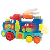 Little Learner - Camion bavard - Son et lumières