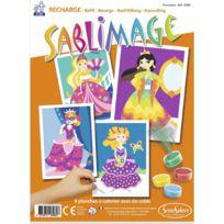 Sentosphère - Recharge Sablimage Princesses