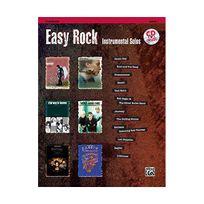 Alfred Pakketbrievenbussen - Easy Rock Instrumentals trombone/CD Trombone solo - Various - Alfred Publishing
