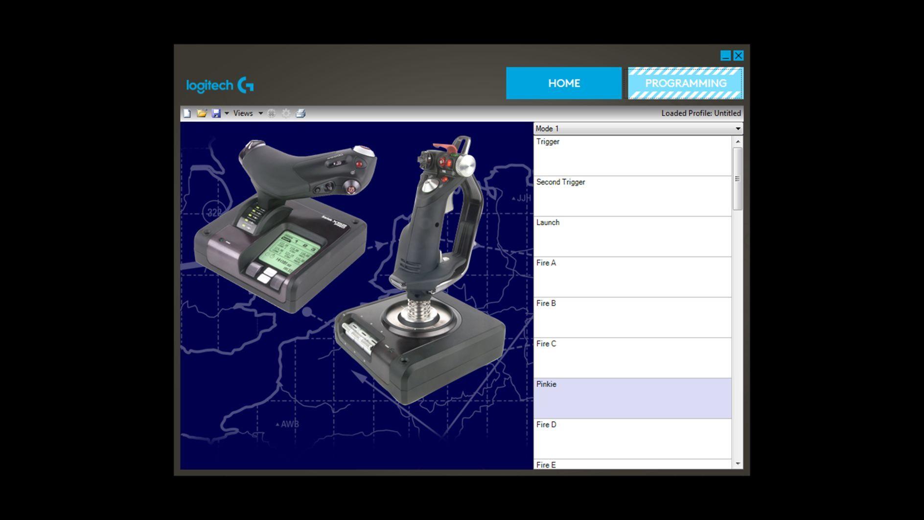 Kit pour simulateur de vol