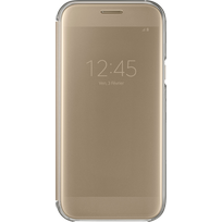 Samsung - Clear View Cover Galaxy A5 2017 - Or