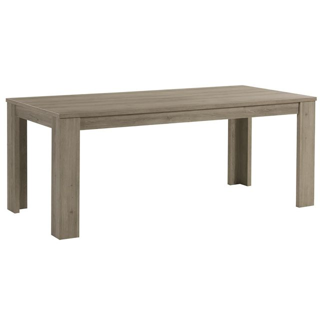 Altobuy Eleonore - Table Rectangulaire 190cm