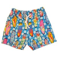 Short polyester Surfeur