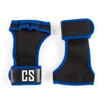 Capital Sports - Palm Pro Gants haltérophilie musculation taille M - noir/bleu
