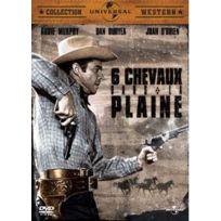 Universal Pictures - Six chevaux dans la plaine