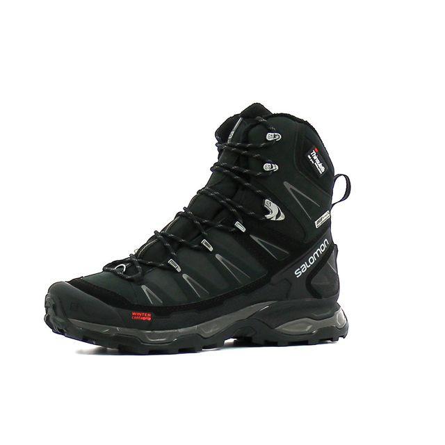 new product 8866c f7e4e Cs Hiver Chaussures Randonnée Ultra Salomon Wp X 42 Noir Win