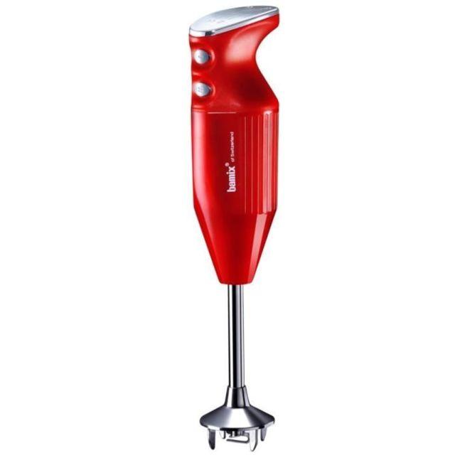 BAMIX Mixeur plongeant Mono rouge MX102345