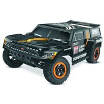 Traxxas - 2042107 - Voiture RadiocommandÉ - Slash - Robby Gordon - Ready To Race - Monster Truck