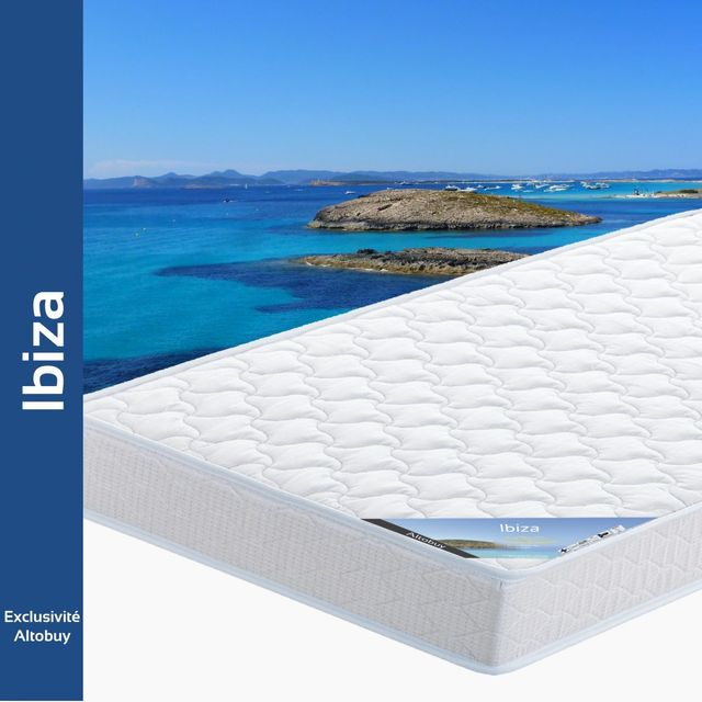 Altobuy Ibiza - Matelas 140x190cm