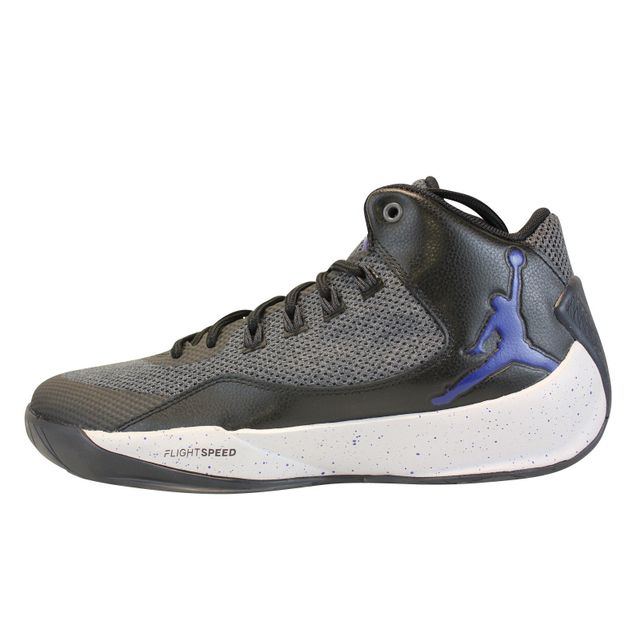 6c4156e3e742b2 Nike - Jordan Rising High 2 Noir - pas cher Achat   Vente Chaussures ...