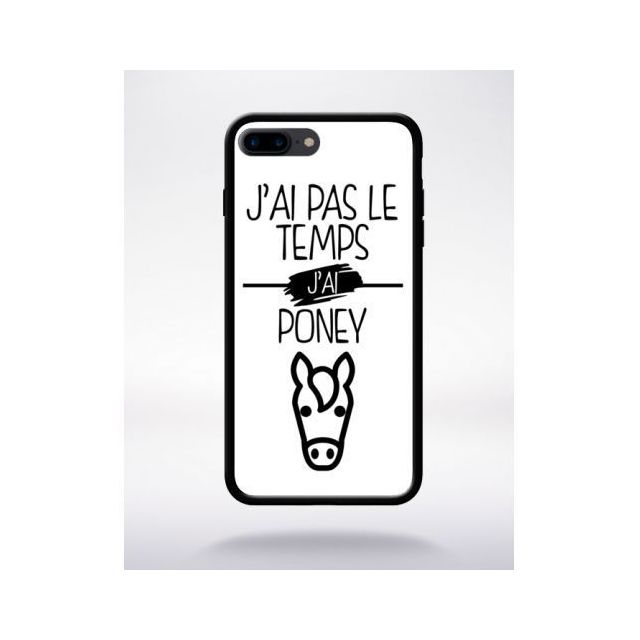 coque iphone 7 poney