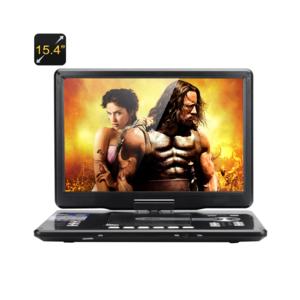 auto hightech lecteur dvd portable 15 4 pouce r solution. Black Bedroom Furniture Sets. Home Design Ideas