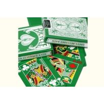 Magie - Cartes Bicycle Green Deck