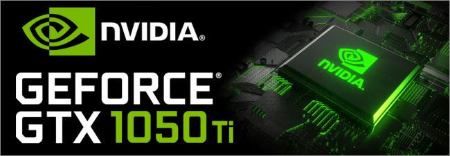 Carte graphique NVIDIA GeForce GTX 1050 Ti