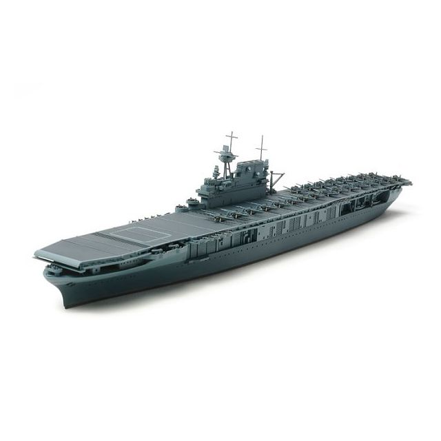 tamiya - maquette bateau   porte-avions uss yorktown cv-5   vente bateaux