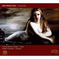 Gramola - Niels Gade - Sonates no. 1, 2 et 3 pour violon