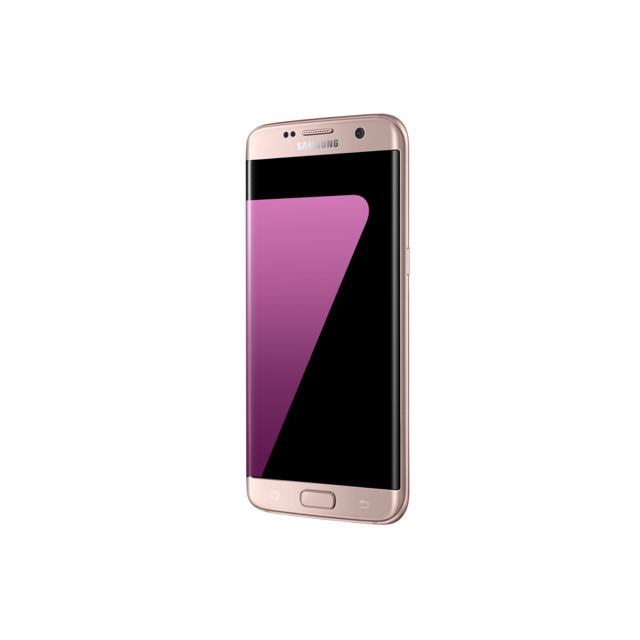 Samsung - Galaxy S7 Edge - Rose
