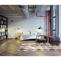 Esprit - Tapis Médina pour votre salon par WeconHome - Couleur - Crème, Taille - 80 x 150 cm