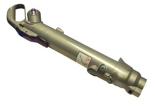 Dyson Tube + poignée gris/violet pour aspirateur dc08t