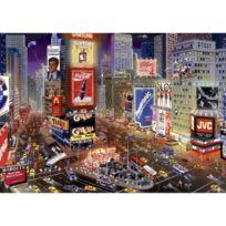 Educa - Puzzle 8000 pièces : Times Square, New York