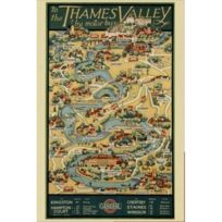 Pomegranate - Thames Valley: 500 Piece Puzzle