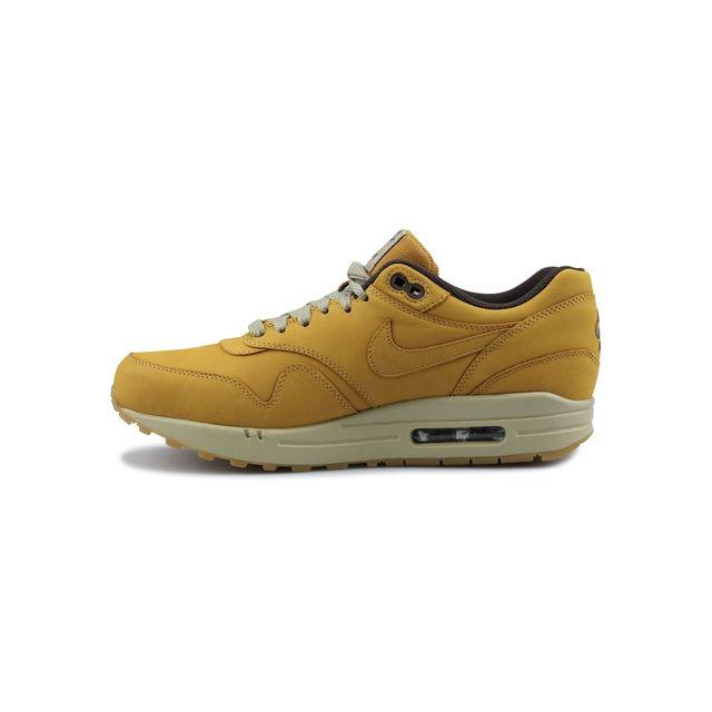 Nike Air Max 1 Ltr Premium Bronze 705282 700 pas cher