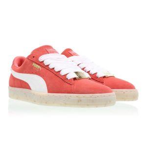 Puma W Suede Cl Fab Orange - Chaussures Baskets basses Femme