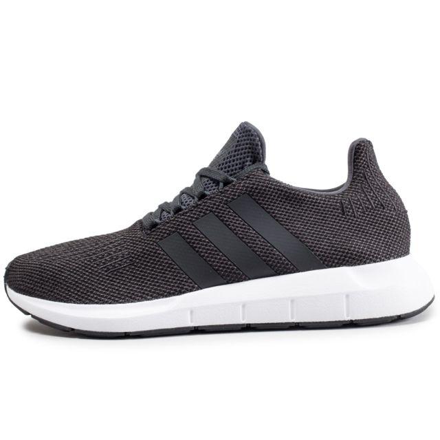 Adidas Homme Noir – Adidas Baskets Adidas Swift Run Noir Homme Noir