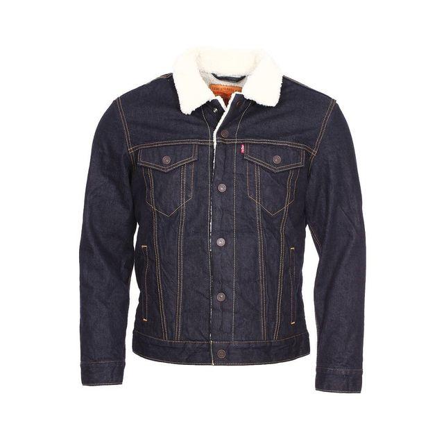 veste jean sans manche homme levis les vestes la mode sont populaires partout dans le monde. Black Bedroom Furniture Sets. Home Design Ideas