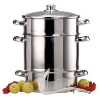 Baumalu - Extracteur De Jus Gm 28 cm Inox Induction