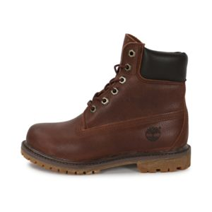 Chaussures Boots - Timberland - 6 In Shearling 18901 - Taupe Marron Q49tcRc