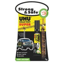 Uhu - Colle Strong and safe tube 7 g