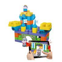 Chicco - Blocs de construction App Toys : 70 pièces : Château