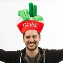 Marque Generique - Bonnet avec Doigts Drapeau de l Italie 100% polyester
