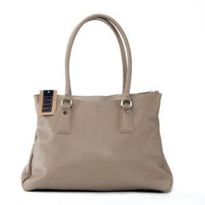OH MY BAG Sac à main cuir femme - Modèle Zenga (petit) cognac foncé - Soldes X7aqw9