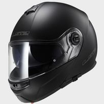 casque intégral modulable Ff325.10 Strobe noir mat moto scooter 2XL