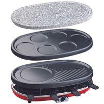 H.Koenig - Appareil raclette - 1500 W- 8 personnes