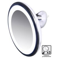 Hestec - Miroir grossissant Led tactile