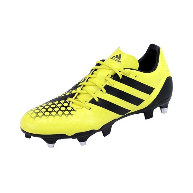new styles run shoes reputable site Chaussures Jaune Incurza SG Rugby Homme Multicouleur 42