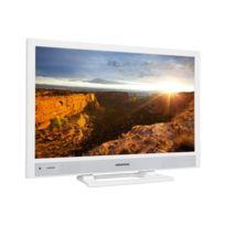 GRUNDIG - TV 22VLE5520WG BLANC 200Hz PPR 12V