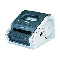 Brother - Ql-1060N - Imprimante d'étiquettes - papier thermique - Rouleau 10,2 cm 300 ppp - jusqu'à 110 mm sec - Usb, Lan, série