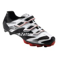 Northwave - Chaussures Scorpius 2 blanc noir rouge