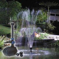 Oase - pompe pour jet d'eau et fontaine 25w - aquarius foutain set 1500
