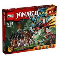 Lego - 70627-La forge du dragon