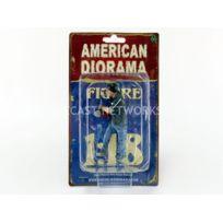 American Diorama - 1/18 - Figurines The Chop Shop - Mr Chopman - 38161