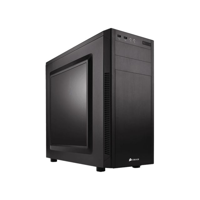 destockage corsair boitier pc atx carbide 100r pas cher achat vente bo tiers pc rueducommerce. Black Bedroom Furniture Sets. Home Design Ideas