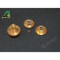 A2 Pro - Pignons pour servo 6811MG-D jeu complet, A2PRO
