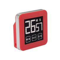 Perel - Minuteur Tactile Numérique - Chronomètre Et Compte À Rebours